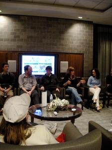 Povo Blogging Panel